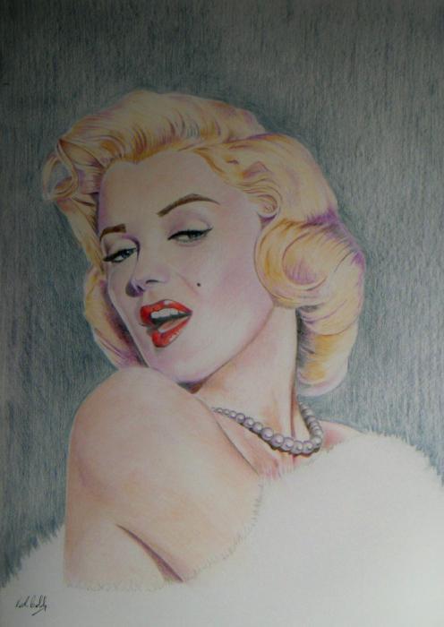Marilyn Monroe par ktboldy